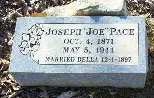 PACE, JOSEPH 'JOE' - Crawford County, Arkansas | JOSEPH 'JOE' PACE - Arkansas Gravestone Photos