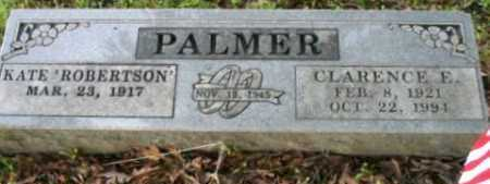 PALMER, CLARENCE E - Crawford County, Arkansas | CLARENCE E PALMER - Arkansas Gravestone Photos
