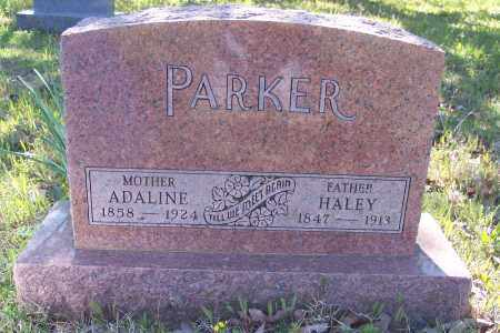 PARKER, HALEY - Crawford County, Arkansas | HALEY PARKER - Arkansas Gravestone Photos