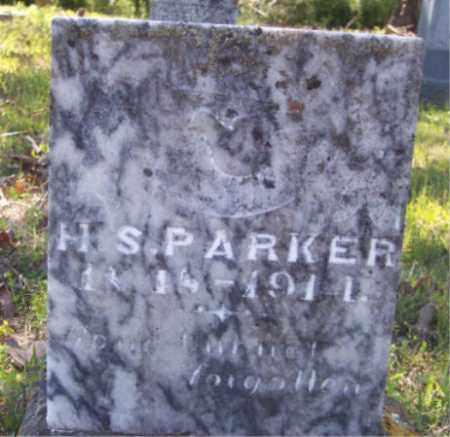 PARKER, H S - Crawford County, Arkansas | H S PARKER - Arkansas Gravestone Photos