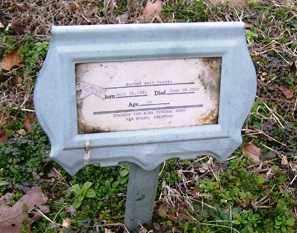 PARVIN, RACHEL BETH (FUNERAL HOME MARKER) - Crawford County, Arkansas | RACHEL BETH (FUNERAL HOME MARKER) PARVIN - Arkansas Gravestone Photos