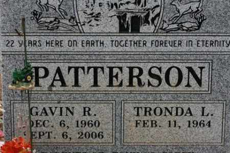 PATTERSON, GAVIN R. - Crawford County, Arkansas | GAVIN R. PATTERSON - Arkansas Gravestone Photos