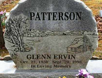 PATTERSON, GLENN ERVIN - Crawford County, Arkansas | GLENN ERVIN PATTERSON - Arkansas Gravestone Photos