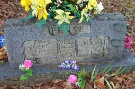 PENSE, CALLIE - Crawford County, Arkansas | CALLIE PENSE - Arkansas Gravestone Photos