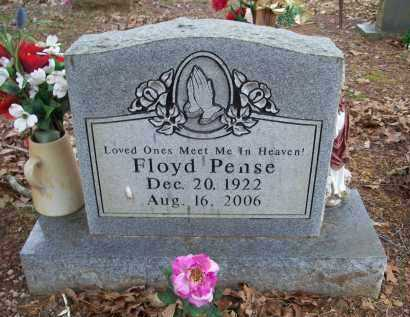 PENSE, FLOYD - Crawford County, Arkansas | FLOYD PENSE - Arkansas Gravestone Photos