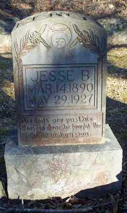 PENSE, JESSE B. - Crawford County, Arkansas | JESSE B. PENSE - Arkansas Gravestone Photos