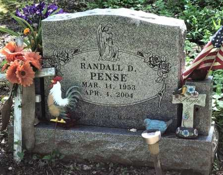 PENSE, RANDALL D. - Crawford County, Arkansas | RANDALL D. PENSE - Arkansas Gravestone Photos