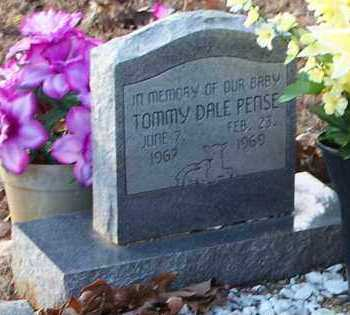 PENSE, TOMMY DALE - Crawford County, Arkansas | TOMMY DALE PENSE - Arkansas Gravestone Photos