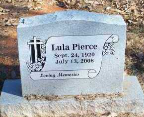 PIERCE, LULA MAY - Crawford County, Arkansas | LULA MAY PIERCE - Arkansas Gravestone Photos