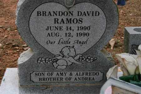 RAMOS, BRANDON DAVID - Crawford County, Arkansas | BRANDON DAVID RAMOS - Arkansas Gravestone Photos