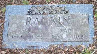 RANKIN, CARL - Crawford County, Arkansas | CARL RANKIN - Arkansas Gravestone Photos