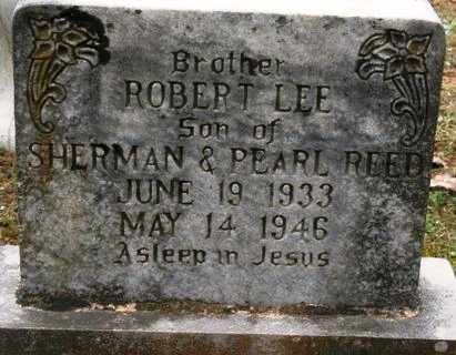 REED, ROBERT LEE - Crawford County, Arkansas | ROBERT LEE REED - Arkansas Gravestone Photos
