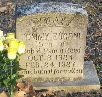 REED, TOMMY EUGENE - Crawford County, Arkansas | TOMMY EUGENE REED - Arkansas Gravestone Photos