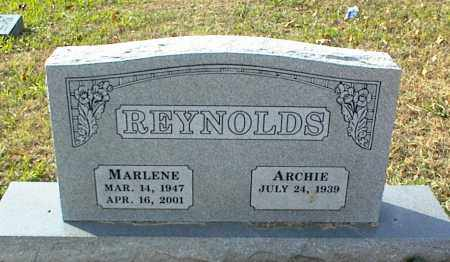 REYNOLDS, MARLENE - Crawford County, Arkansas | MARLENE REYNOLDS - Arkansas Gravestone Photos