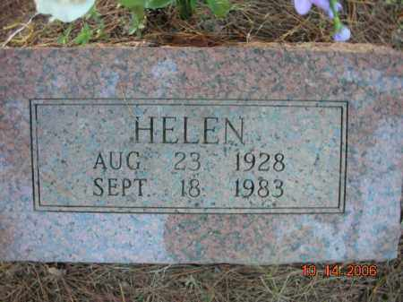 RICH, HELEN - Crawford County, Arkansas | HELEN RICH - Arkansas Gravestone Photos