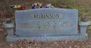 ROBINSON, JAMES E. - Crawford County, Arkansas | JAMES E. ROBINSON - Arkansas Gravestone Photos