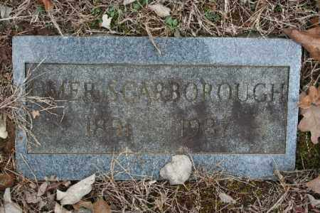 SCARBOROUGH, OMER - Crawford County, Arkansas | OMER SCARBOROUGH - Arkansas Gravestone Photos