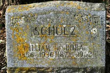 SCHULZ, DORA - Crawford County, Arkansas | DORA SCHULZ - Arkansas Gravestone Photos