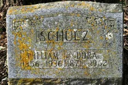 SCHULZ, WILLIAM - Crawford County, Arkansas | WILLIAM SCHULZ - Arkansas Gravestone Photos