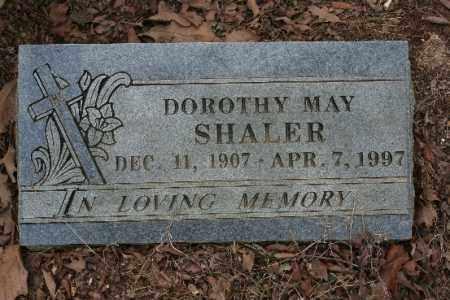 SHALER, DOROTHY - Crawford County, Arkansas | DOROTHY SHALER - Arkansas Gravestone Photos