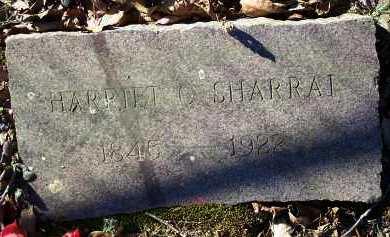 SHARRAI, HARRIET C. - Crawford County, Arkansas   HARRIET C. SHARRAI - Arkansas Gravestone Photos
