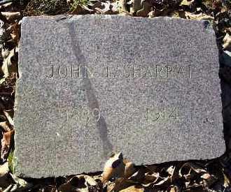 SHARRAI, JOHN T. - Crawford County, Arkansas   JOHN T. SHARRAI - Arkansas Gravestone Photos