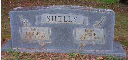 SHELLY, BESSIE E - Crawford County, Arkansas | BESSIE E SHELLY - Arkansas Gravestone Photos