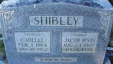 SHIBLEY, ISABELLE - Crawford County, Arkansas | ISABELLE SHIBLEY - Arkansas Gravestone Photos