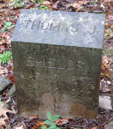 SHIELDS, THOMAS J. - Crawford County, Arkansas | THOMAS J. SHIELDS - Arkansas Gravestone Photos
