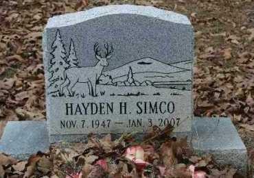 SIMCO, HAYDEN H - Crawford County, Arkansas | HAYDEN H SIMCO - Arkansas Gravestone Photos