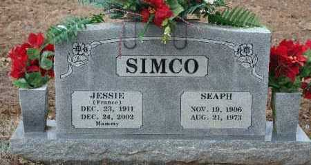 SIMCO, SEAPH - Crawford County, Arkansas | SEAPH SIMCO - Arkansas Gravestone Photos