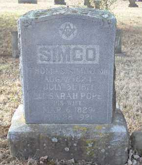 SIMCO, SR., THOMAS - Crawford County, Arkansas | THOMAS SIMCO, SR. - Arkansas Gravestone Photos