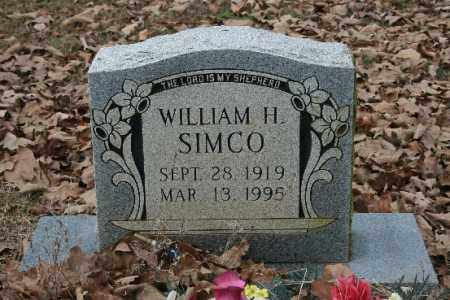 SIMCO, WILLIAM H - Crawford County, Arkansas | WILLIAM H SIMCO - Arkansas Gravestone Photos