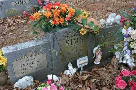 SIMS, STELLA - Crawford County, Arkansas | STELLA SIMS - Arkansas Gravestone Photos