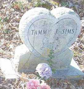SIMS, TAMMY J. - Crawford County, Arkansas | TAMMY J. SIMS - Arkansas Gravestone Photos
