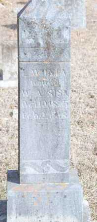 SISK, LAVONIA - Crawford County, Arkansas | LAVONIA SISK - Arkansas Gravestone Photos