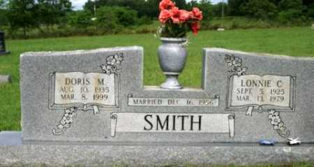 SMITH, DORIS M - Crawford County, Arkansas | DORIS M SMITH - Arkansas Gravestone Photos