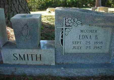 SMITH, EDNA B. - Crawford County, Arkansas | EDNA B. SMITH - Arkansas Gravestone Photos