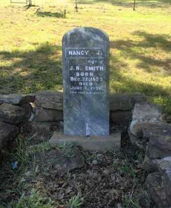 SMITH, NANCY J - Crawford County, Arkansas | NANCY J SMITH - Arkansas Gravestone Photos