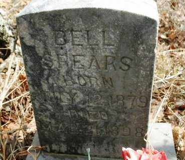 SPEARS, BELL - Crawford County, Arkansas | BELL SPEARS - Arkansas Gravestone Photos