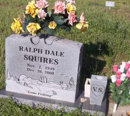 SQUIRES, RALPH DALE - Crawford County, Arkansas | RALPH DALE SQUIRES - Arkansas Gravestone Photos
