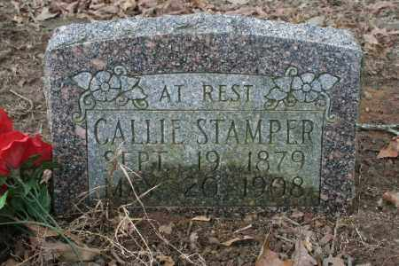 STAMPER, CALLIE - Crawford County, Arkansas | CALLIE STAMPER - Arkansas Gravestone Photos