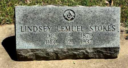 STOKES, LINDSEY LEMUEL - Crawford County, Arkansas | LINDSEY LEMUEL STOKES - Arkansas Gravestone Photos