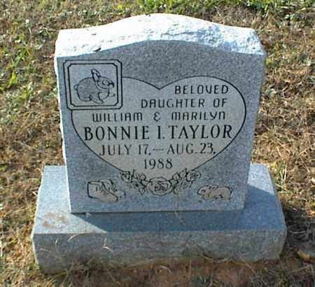 TAYLOR, BONNIE I - Crawford County, Arkansas | BONNIE I TAYLOR - Arkansas Gravestone Photos