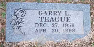TEAGUE, GARRY L. - Crawford County, Arkansas | GARRY L. TEAGUE - Arkansas Gravestone Photos