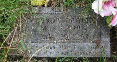DIXON THOMAS, LEEANA - Crawford County, Arkansas | LEEANA DIXON THOMAS - Arkansas Gravestone Photos