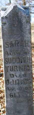 TURNER, SARAH - Crawford County, Arkansas | SARAH TURNER - Arkansas Gravestone Photos