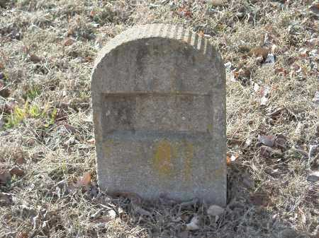 UNKNOWN, LEIST [POSSIBLY] - Crawford County, Arkansas | LEIST [POSSIBLY] UNKNOWN - Arkansas Gravestone Photos