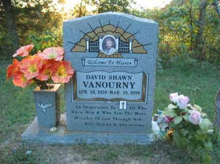 VANOURNY, DAVID SHAWN - Crawford County, Arkansas | DAVID SHAWN VANOURNY - Arkansas Gravestone Photos