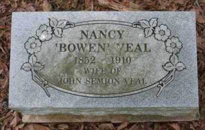 VEAL, NANCY - Crawford County, Arkansas | NANCY VEAL - Arkansas Gravestone Photos